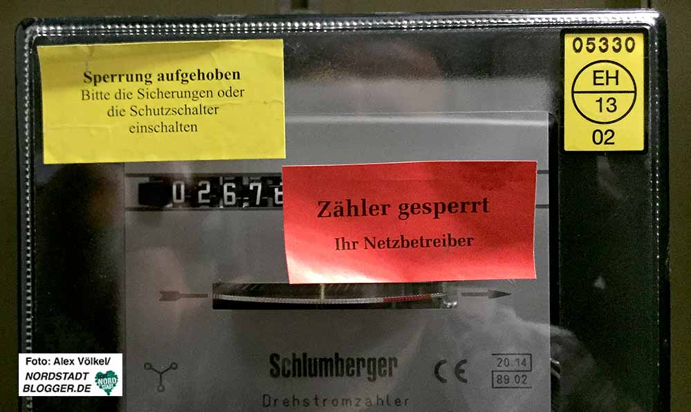 Strom- und Gassperrungen sind in Dortmund keine Seltenheit. Fotos: Alex Völkel
