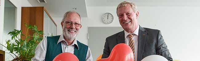 Mit 65 Jahren ist Schluss: Der Dortmunder VHS-Direktor Heinz Bünger ist in den Ruhestand gegangen
