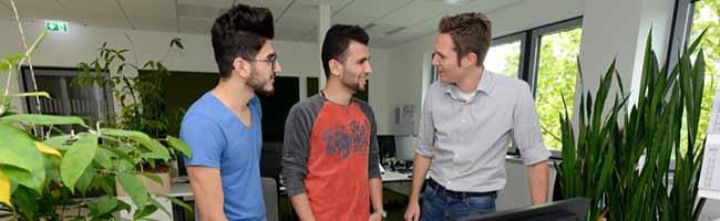 IT-Systemhaus aus Huckarde setzt bei der Bekämpfung des Fachkräftemangels auch auf Flüchtlinge als Auszubildende