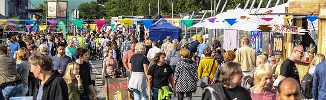 FOTOSTRECKE Zwischen Kulinarischem und Live-Acts: Der 7. Hafenspaziergang in Dortmund bietet 70 Veranstaltungen