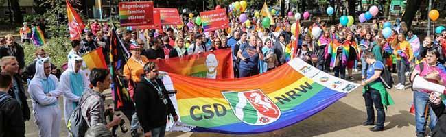 Neustart für den Christopher Street Day in Dortmund: 2019 geht's zweimal auf die Straße für Akzeptanz und Aufklärung