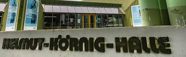 Helmut-Körnig-Halle soll bis 2020 zur modernen Trainings- und Wettkampfstätte in Dortmund umgebaut werden
