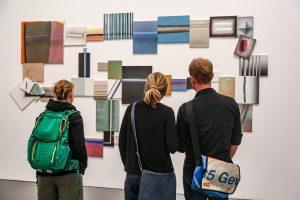 Impressionen aus der Ausstellung im Dortmunder U.