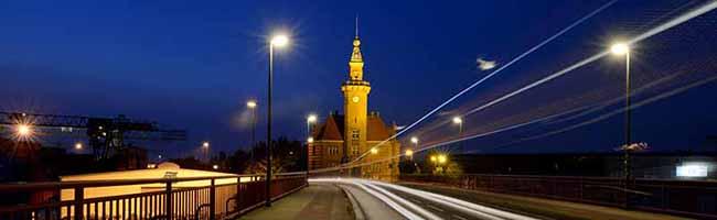FOTOSTRECKE #BleibtZuhause (6): Das alte Hafenamt in Dortmund – die wichtige Landmarke der Nordstadt