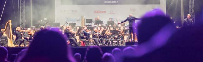 Drei Cityring-Konzerte auf dem Friedensplatz in Dortmund mit bekannten Melodien aus Oper, Musical und Film