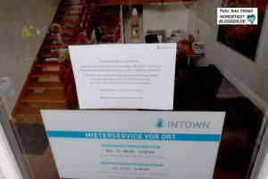 """Servicepersonal und Hausmeister sollen von """"InTown"""" entlassen worden sein."""