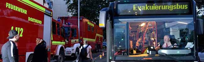 Mega-Evakuierung wegen Bombenentschärfung in Dortmund: Klinikviertel, Hauptbahnhof, U-Bahn und Flughafen betroffen
