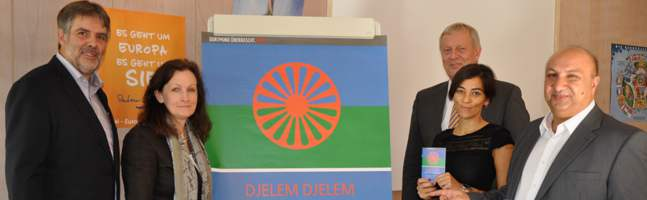 """Roma in Europa"": Symposium findet am 9. Oktober im Rahmen des Kulturfestivals ""Djelem Djelem"" in Dortmund statt"