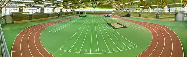 Die Helmut-Körnig-Halle – der Leichtathletik-Stützpunkt in Dortmund – wird erweitert und modernisiert