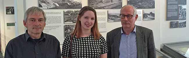 Neuer Ausstellungsbereich: Hoesch im Nationalsozialismus: Texte, Bilder, Dokumente im Hoeschmuseum in Dortmund