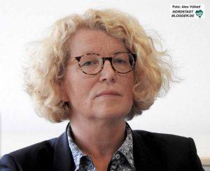 Schulamtsleiterin Monika Raddatz-Nowack - Hannibal-PK