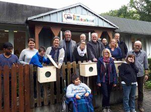 Die dritte dezentrale Werkeinheit für Menschen mit Behinderungen wurde jetzt offiziell eröffnet. Foto: AWO