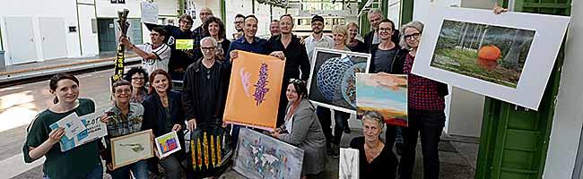"""Die DADA-Aktion """"1.OffeneStraßenKunst"""" bereichert die Offenen Nordstadt-Ateliers – 69 KünstlerInnen sind dabei"""