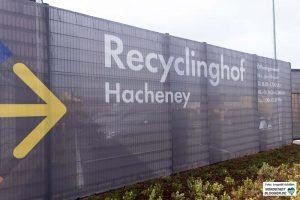 Neuer Recyclinghof in Dortmund Hacheney
