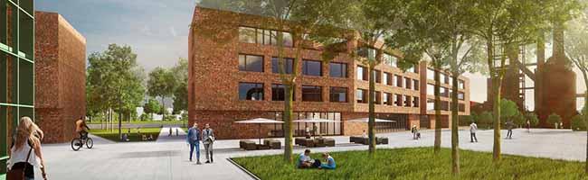 Bauprojekt soll 250 Arbeitsplätze schaffen: Phoenixwerk veranschaulicht imposant den Wandel eines Quartiers