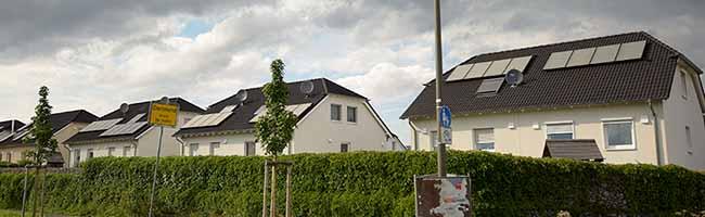 """Vorzeigeprojekt mit Drei-Liter-Standard: Dortmunds erste Solarsiedlung im Apolloweg bekommt zwei """"Nachahmer"""""""