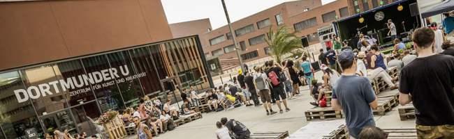 Positive Bilanz trotz enttäuschenden Wetters: Sommer am U an der Leonie-Reygers-Terrasse verzeichnet Besucherrekord