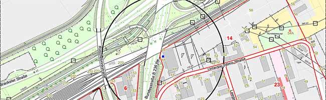 Fliegerbombe in Dortmund-Wambel: Entschärfung ab 18 Uhr – ICE-Strecke, Brackeler Straße und B236 betroffen