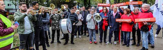 Dortmund gegen Antiziganismus: Djelem Djelem-Familienfest und Demonstration für Vielfalt, Toleranz und Solidarität