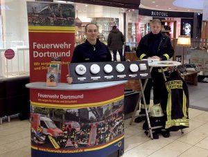 Die Feuerwehr Dortmund setzt weiter auf Aufklärung und Information. Hier zum Thema Rauchmelder.