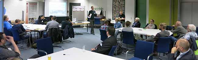Interaktion, Engagement, Vielfalt in Problemquartieren: Aktive diskutieren im Keuning-Haus über gelingende Integration