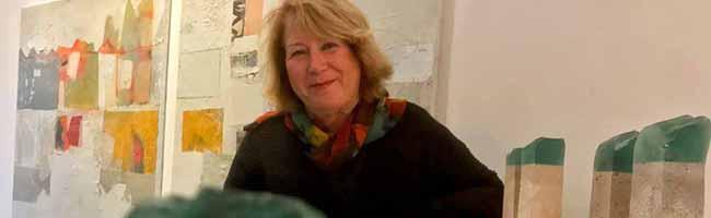 """Botschaft der leisen Farben in der Nordstadt: Ausstellung von Monika Pfeiffer im Rahmen der Reihe """"Depot stellt vor"""""""