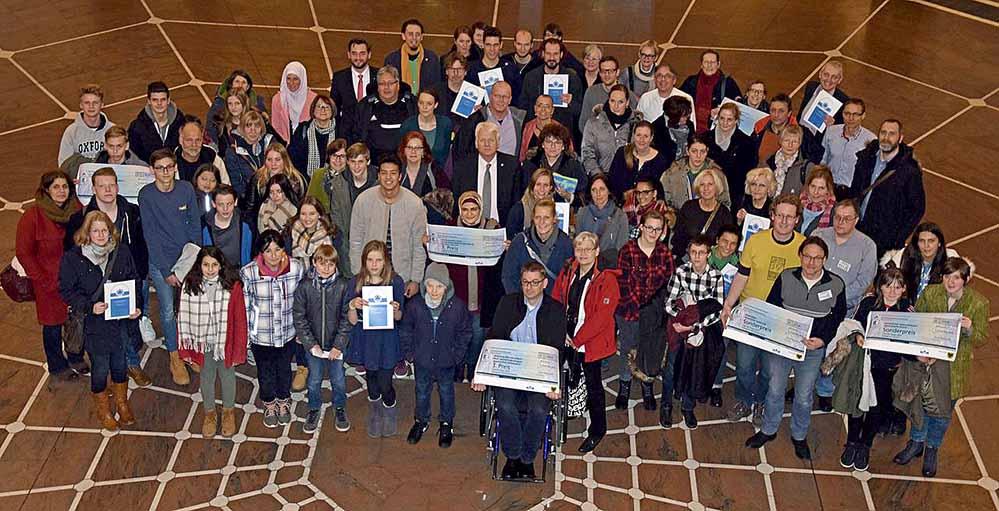 Seit dem Jahr 2004 jährlich das Dortmunder Agenda-Siegel vergeben. Foto: Anja Kador/ Stadt Dortmund