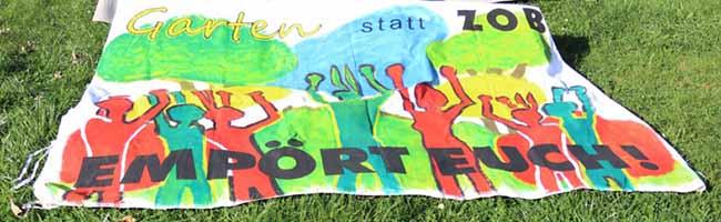 """""""Totschweigen und weglächeln"""": Initiative """"Garten statt ZOB"""" kritisiert das Schweigen der Stadt Dortmund zur Anfrage"""