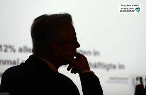 Macht sich viele Gedanken zur Zukunft der Nordstadt: Polizeipräsident Gregor Lange.