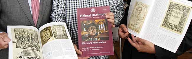 """Neueste Ausgabe der """"Heimat Dortmund"""" thematisiert die Geschichte der Reformation in verschiedenen Facetten"""