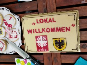"""Dankesfeier für Ehrenamtliche bei """"lokal willkommen"""" in Dortmund-Brackel"""