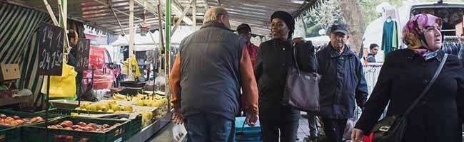 Einkaufen auf dem Nordmarkt: Der etwas andere Wochenmarkt für die Nordstadt und ganz Dortmund
