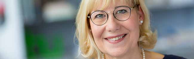 TU-Rektorin Ursula Gather erhält City-Ring 2018: Dortmunder Kaufleute honorieren ihr herausragendes Engagement