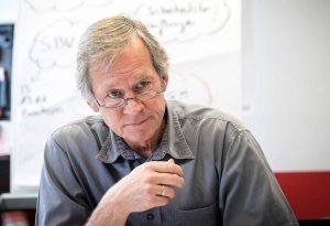 Volker Strehl ist bisher 2. Bevollmächtigter der IGM Bochum-Herne.