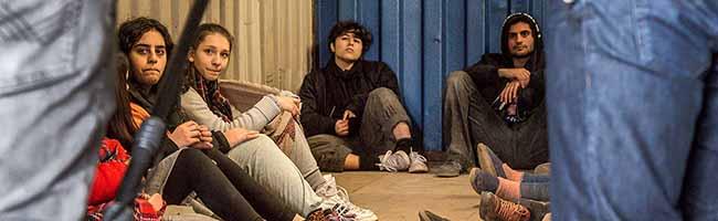"""Dreharbeiten zum Kurzfilm """"Hope"""": Beim 5. Projekt des Jugendrings Dortmund geht es um Heimat und Hoffnung"""