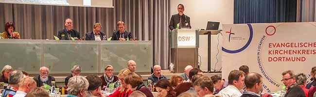 """Synode: Ev. Kirchenkreis Dortmund beklagt """"dramatische Unterfinanzierung"""" bei Kitas und Offenen Ganztagsschulen"""