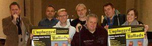 "Matthias ""Kasche"" Kartner schart unter dem Motto ""Unplugged Ballads"" Musiker um sich."