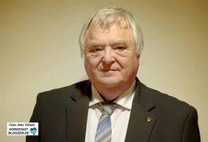 Manfred Jostes ist CDU-Fraktionsgeschäftsführer.