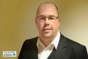 Michael Depenbrock ist Fraktionssprecher der CDU in der Bezirksvertretung Hörde.