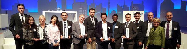 """Talent-Award Ruhr für Ali Şirin — Das Integrationsprojekt """"PerMenti"""" wurde gleich doppelt ausgezeichnet"""