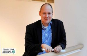 SPD-Fraktionsgeschäftsführer Christian Uhr
