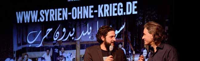 """""""Syrien – Ein Land ohne Krieg"""": Fast vier Stunden bildgewaltige Impressionen und Wortwitz bei """"Talk im DKH"""""""