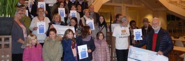 Agenda-Siegel 2017 in Dortmund verliehen: Insgesamt 24 Projekte von Schulen, Initiativen und einer Kita ausgezeichnet
