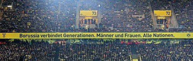 """""""Borussia ist nicht nur Fußball"""" – Zu Besuch bei der Fan- und Förderabteilung des BVB – Bericht und Kommentar"""