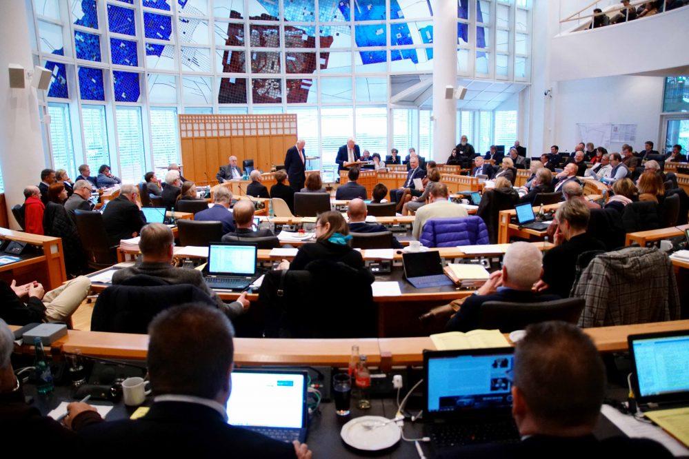 Der Rat der Stadt Dortmund hat Dr. Jochen Opländer aufgrund seiner Verdienste um die Stadt Dortmund die Dortmunder Stadtplakette verleihen.
