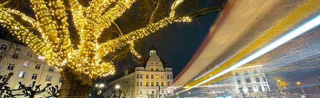 Mehr Sicherheit in der dunklen Jahreszeit – Verkehrstraining am Borsigplatz zum Mitmachen für die ganze Familie