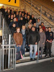 """""""Uns verbindet Borussia – und vieles mehr"""" – die Ehrenamtlichen für soziale Projekte"""
