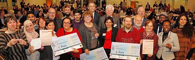 Verleihung des Integrationspreises der Stadt Dortmund würdigt erneut das Engagement für ein friedliches Miteinander