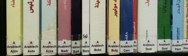 Multi-Kulti-Kultur braucht Sprachpluralismus: Eröffnung der Internationalen Bibliothek in der Stadt- und Landesbibliothek