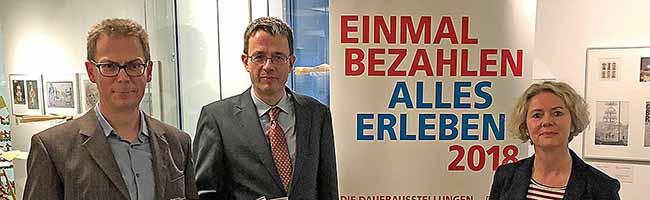 Fünf-Euro-Flatrate: Einmal bezahlen und fünf Museen in Dortmund im Jahr 2018 immer wieder neu entdecken